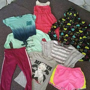 Girls' 10/12 bundle